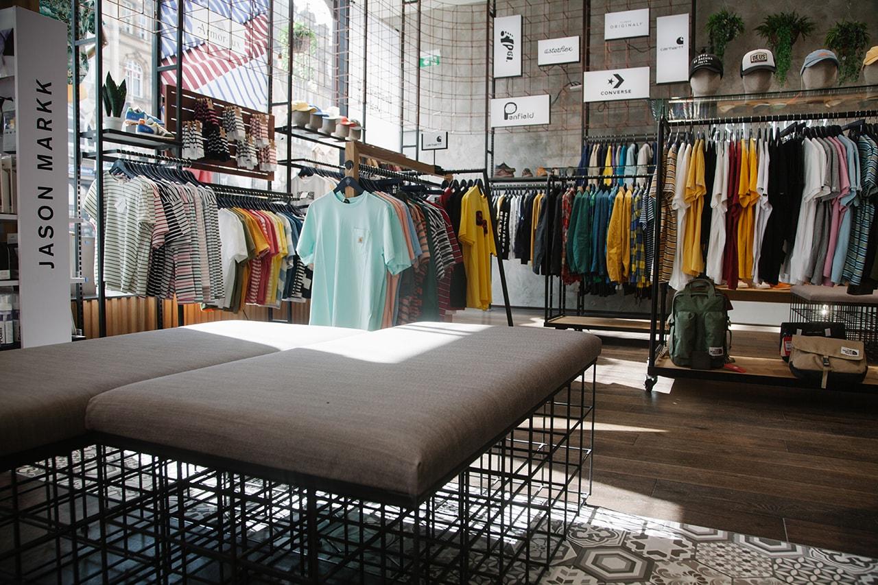 f0e9e2324e Best UK Fashion Multibrand Stores Outside London