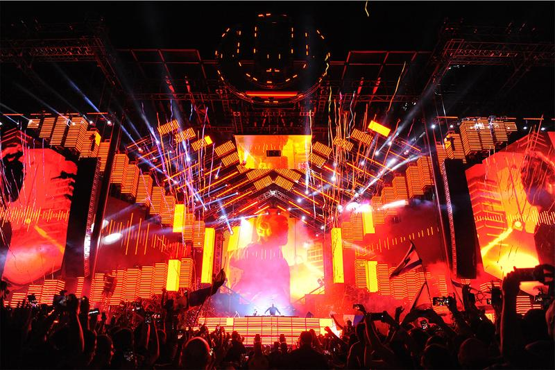 Ultra Music Festival Leaves Miami Venue umf edm rave electronic dance music