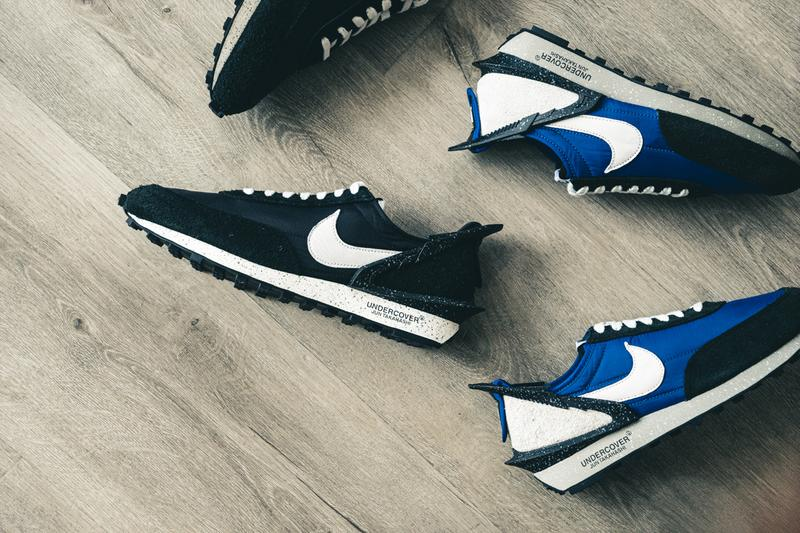 A Closer Look at UNDERCOVER's Futuristic Nike Daybreak Collaboration