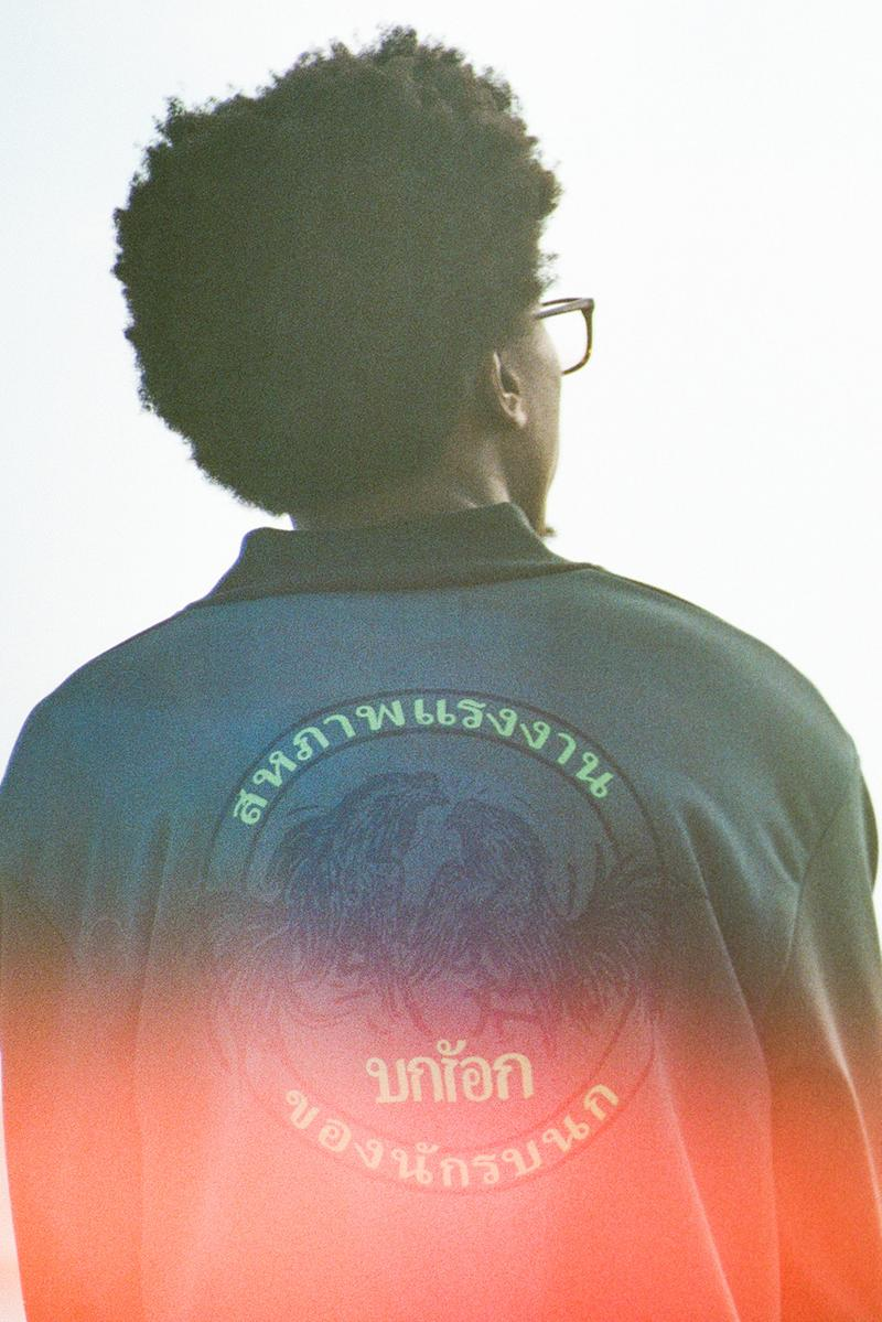 Union LA Spring/Summer 2019 Collection Lookbook ss19 in-house