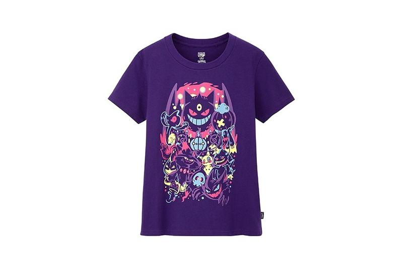 Pokémon x UNIQLO UT SS19 Collection T-shirts pikachu spring summer 2019 detective pikachu