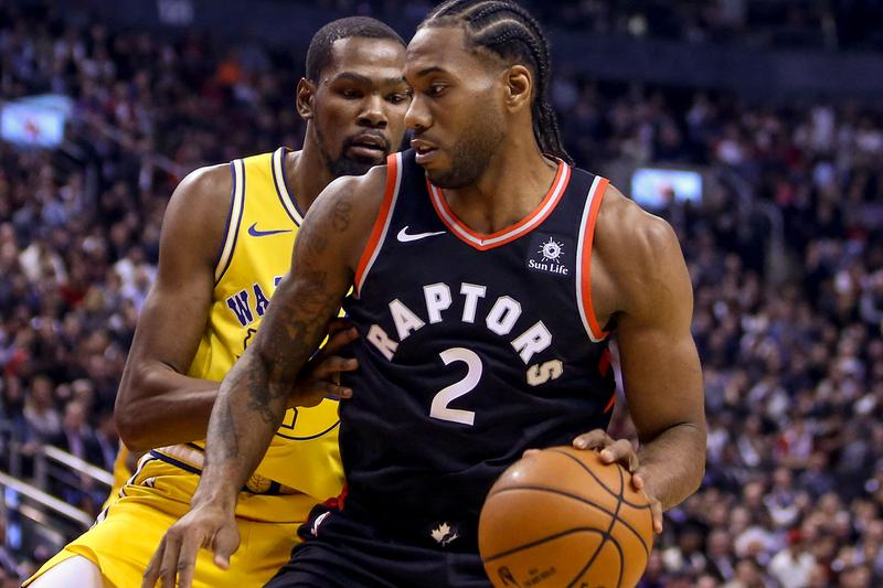 United States Mostly Rooting Toronto Raptors for 2019 NBA Finals golden state warriors