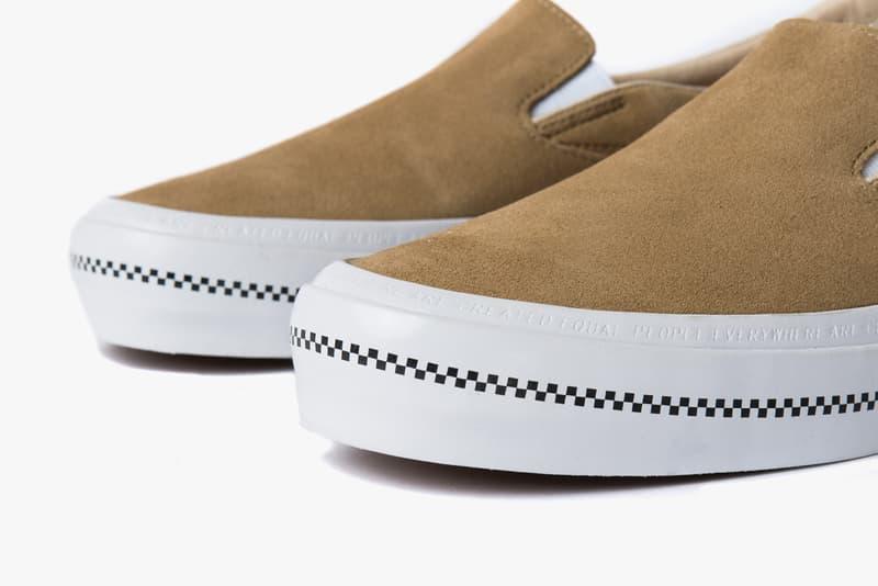 Vans Vault x Commonwealth Sneakers