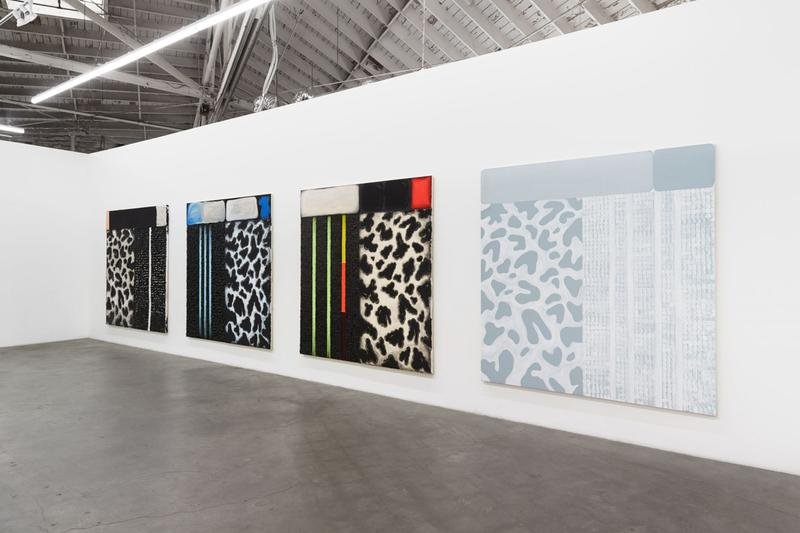 vaughn spann dalmation paintings exhibition artworks art artists