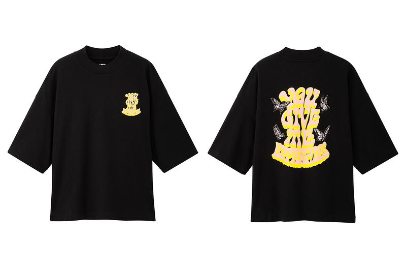 Verdy Rise Again UT UNIQLO SS19 Release Info spring/summer nigo girls don't cry tokyo japan womenswear collection menswear unisex graphics positive t-shirts shirts tees shirt dressed Break the Mold LIVE FAST LIVE LONG I'm the Luckiest