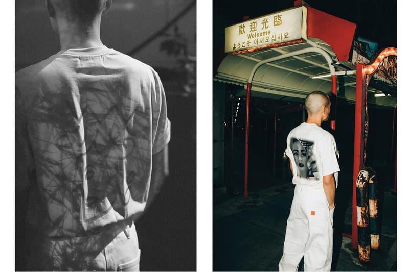 "VICTORIA Spring/Summer 2019 ""Taxi"" Collection Anita Mui Hong Kong Lookbook Editorial"
