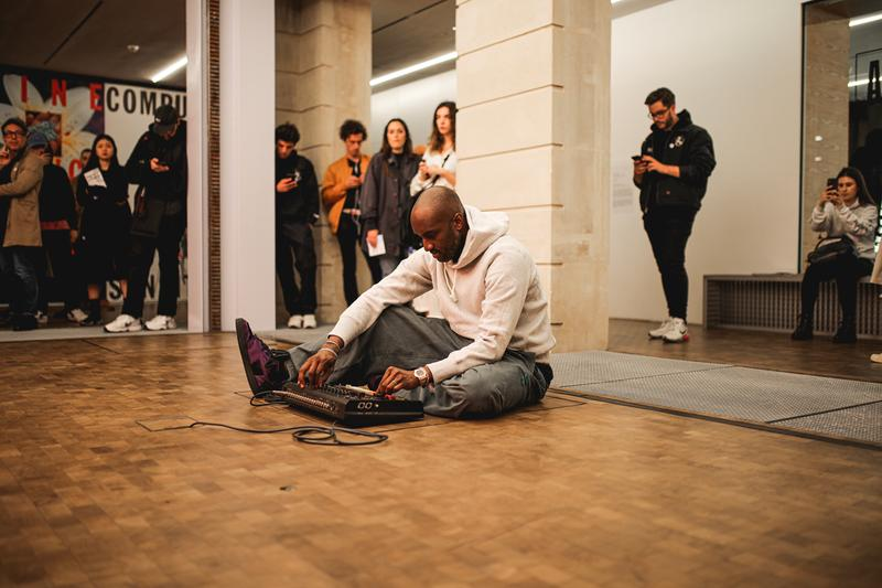 virgil abloh installation lafayette anticipations artworks kaleidoscope manifesto