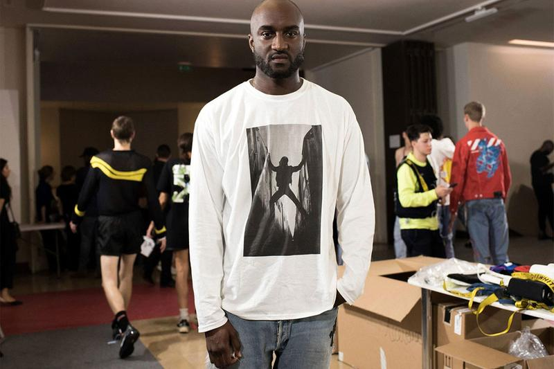 Virgil Abloh High visibility Orange Louis Vuitton Sneaker Preview off white Don Kanye West
