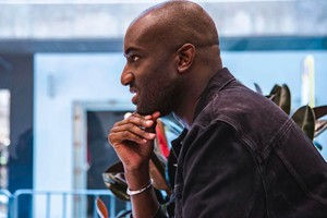 Virgil Abloh Responds to Plagiarism Critique and Discusses His Design Philosophy