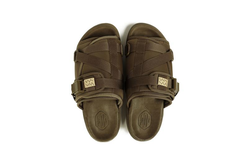 visvim Drops SS19 Christo in Military Nylon exclusive la los angeles store may 21 25 2019 colorway green brown