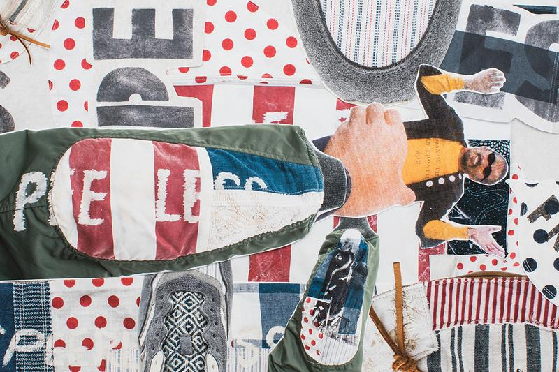 visvim Collage Dissertation News Hiroki Nakamura FBT Christo Roland Jogger