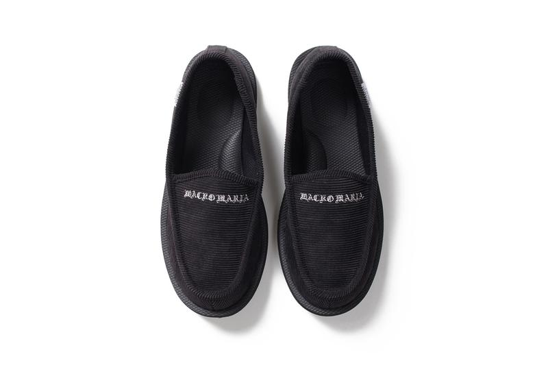 wacko maria suicoke spring summer 2019 deebo shoes collaboration footwear slippers release