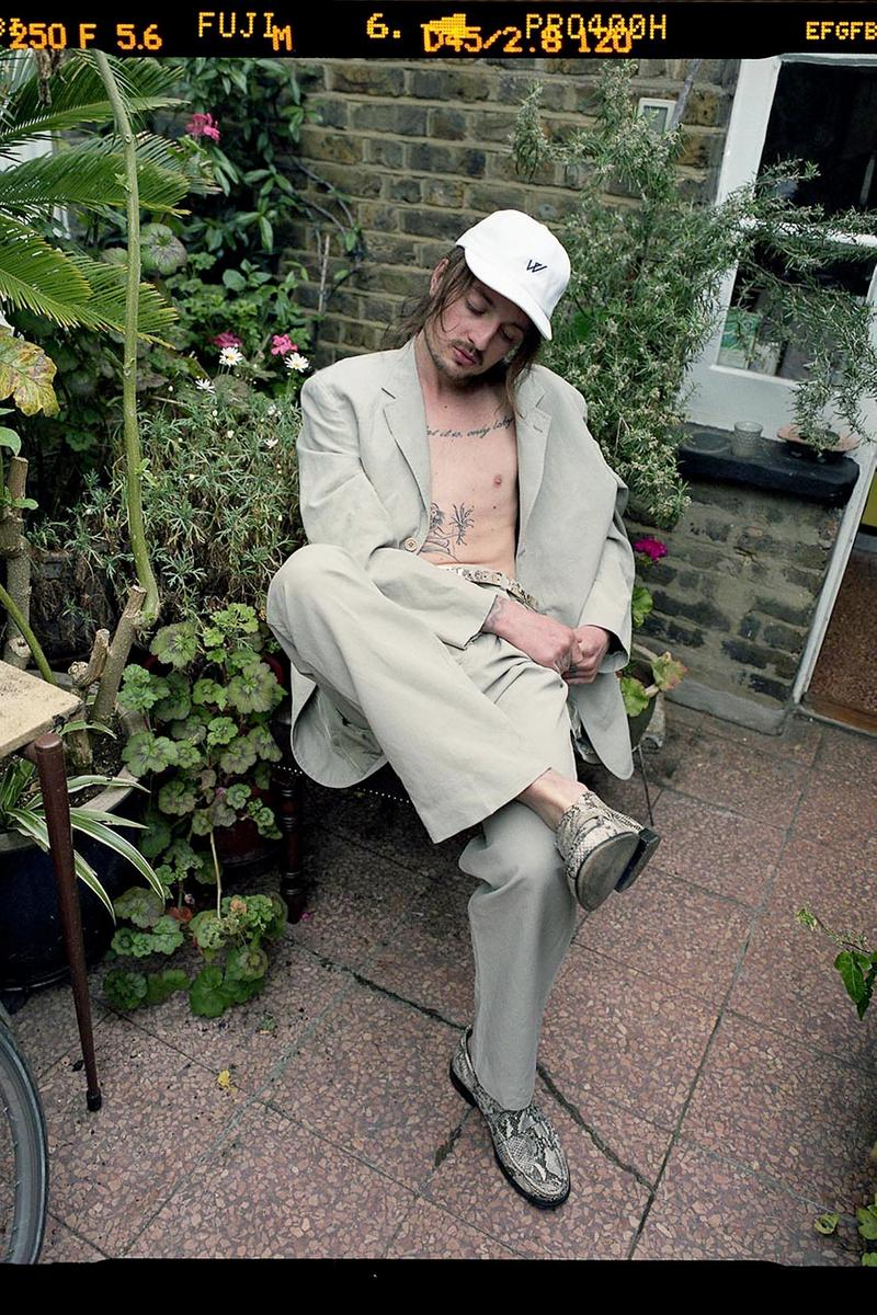 Wayward Spring Summer 2019 SS19 Collection Lookbook PWBC Family Palace Wayward Boys Choir Daniel 'Snowy' Kinloch James Edson Skate Brand London