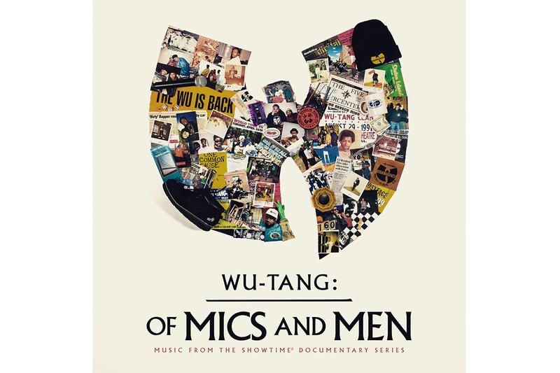 Wu-Tang Clan Of Mics and Men EP Stream Masta Killa Ghostface Killah RZA GZA ODB Ol' Dirty Bastard Nas Cappadonna Cheo Hodari Coker hip-hop new york boom bap rap project ep showtime documentary
