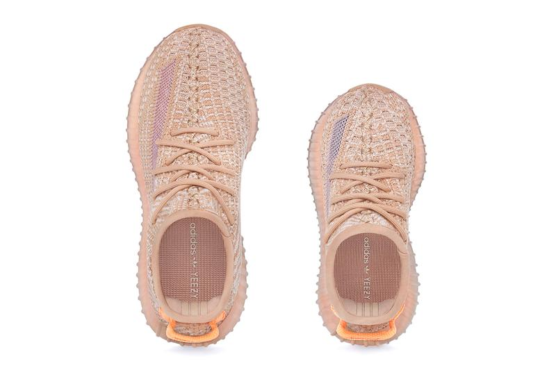 adidas YEEZY BOOST 350 V2 Clay Restock Info children kids infant sizes small kanye west originals sneakers shoes america US exclusive