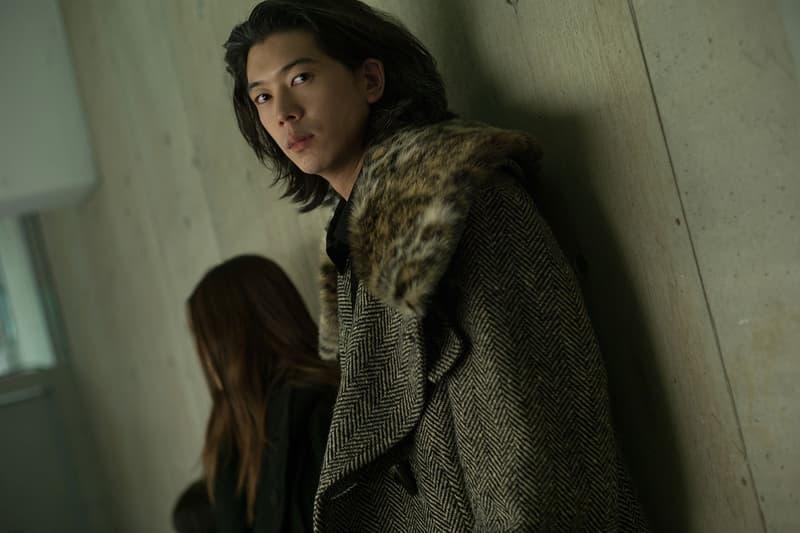 Yohji Yamamoto Y's BANG ON! Runway Backstage show japan presentation men