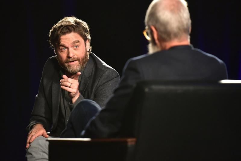 Zach Galifianakis Between Two Ferns The Movie Netflix Announcement