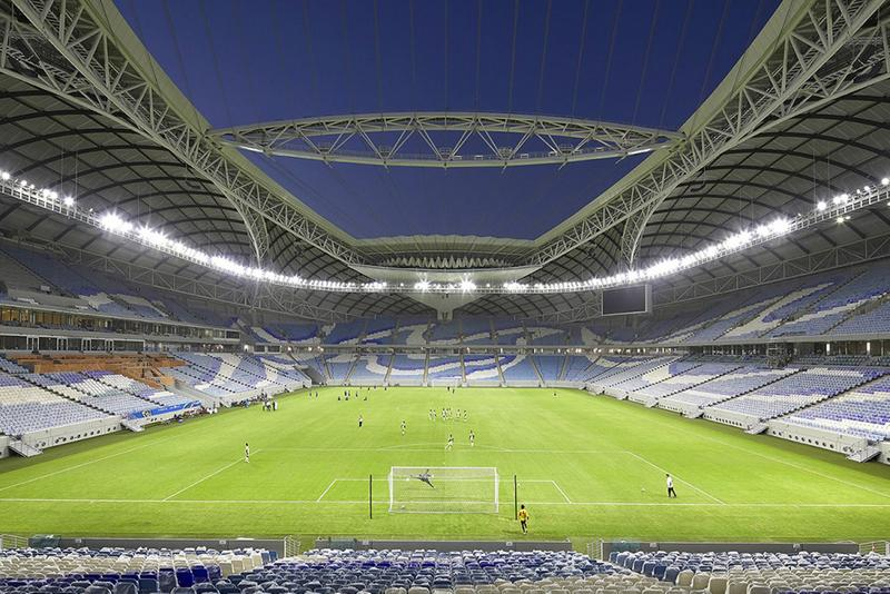 Zaha Hadid Architects Al Janoub Stadium Qatar 2022 World Cup Stadium