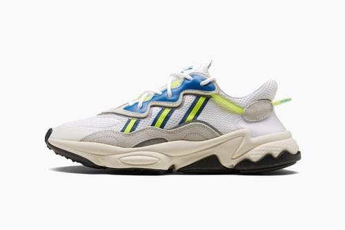 "adidas Originals Ozweego ""Solar Yellow/Blue"""