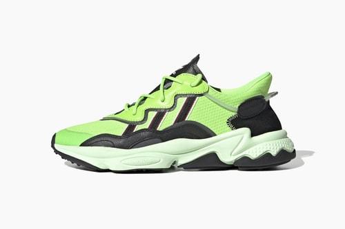 "adidas Originals Ozweego ""Solar Green/Core Black"""