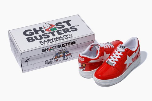 Ghostbusters x BAPE 35th Anniversary Capsule