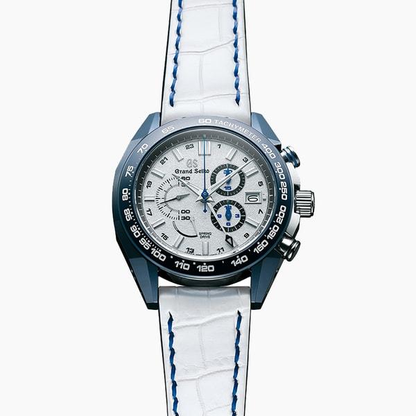 Grand Seiko x Nissan GT-R 50th Anniversary Watch
