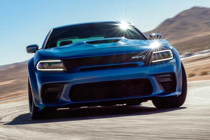 The 2020 Dodge Charger Srt Hellcat Widebody Info Hypebeast