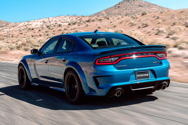 2020 Dodge Charger SRT Hellcat Widebody Info racing racer speed car sedan horsepower american made pirelli