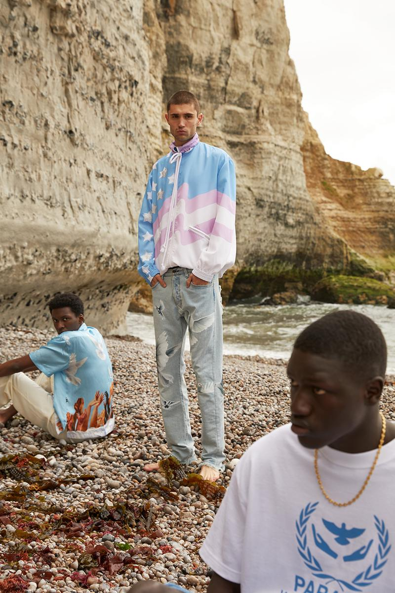 3 paradis emeric Tchatchoua spring summer 2020 ss20 release information collection lookbook details diversity world citizen