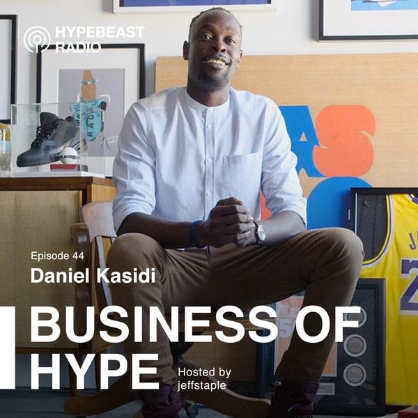 Daniel Kasidi Believes a Brand Is a Feeling Not a Product