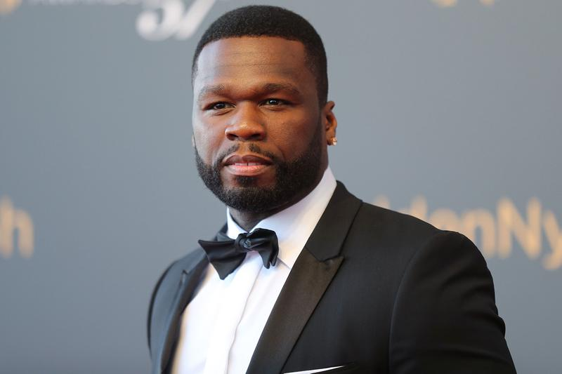 50 Cent Is Getting a Star on The Hollywood Walk of Fame