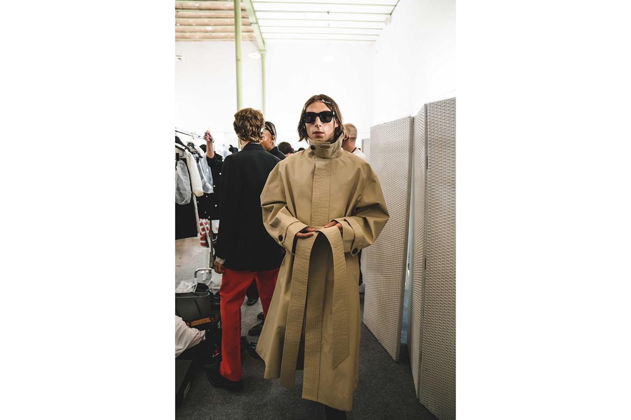 AMI Spring/Summer 2020 Collection Runway PFW paris fashion week ss20 mens womens genderless Alexandre Mattiussi