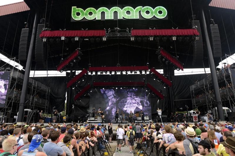 Bonnaroo Festival Death Tennesse Campgrounds