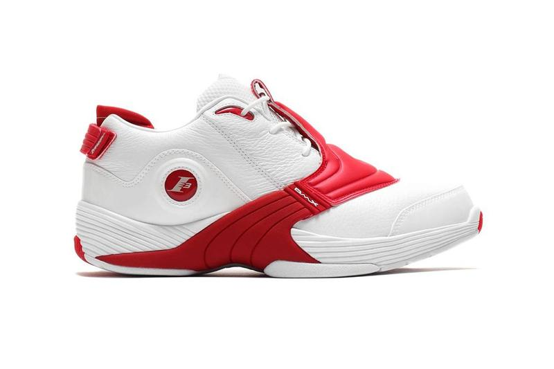 Reebok Classic Answer V Red/White Sneaker Retro reissue release date info july 1 2019 colorway DV6961
