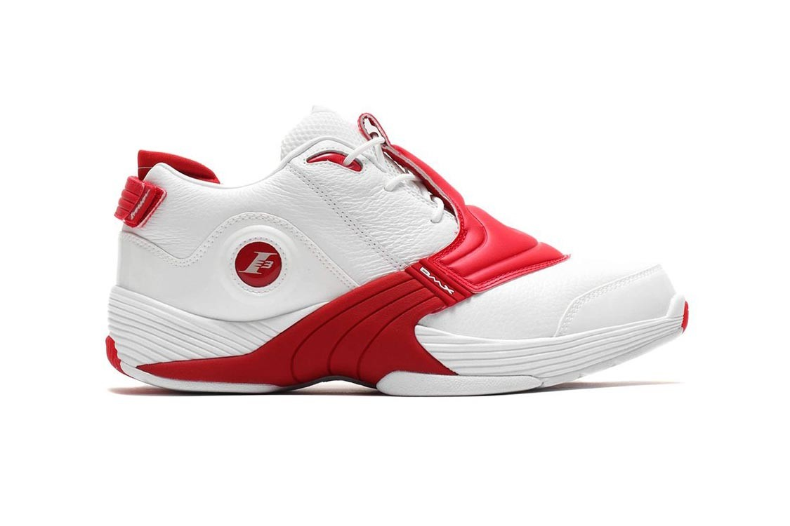 Reebok Classic Answer V Red/White