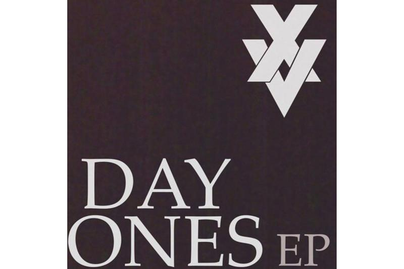 XV Day Ones EP stream