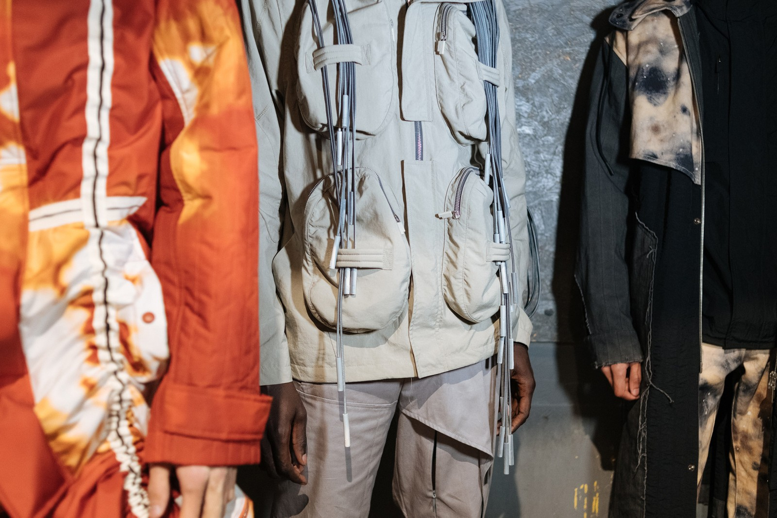 """A-COLD-WALL* Spring/Summer 2020 Runway Collection london fashion week men's samuel ross """"MATERIAL STUDY FOR SOCIAL ARCHITECTURE"""""""