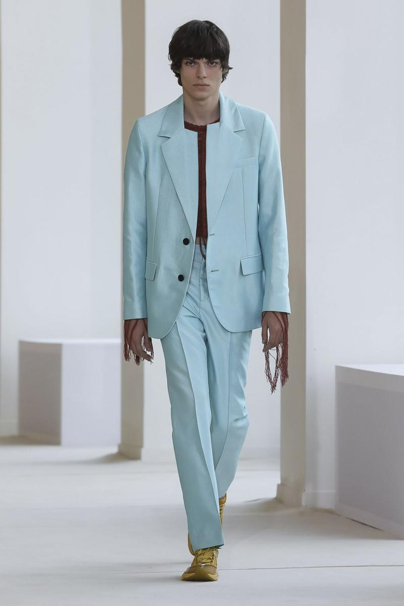 Acne Studios SS20 Mens Runway Collection at PFW paris fashion week spring summer 2020 look