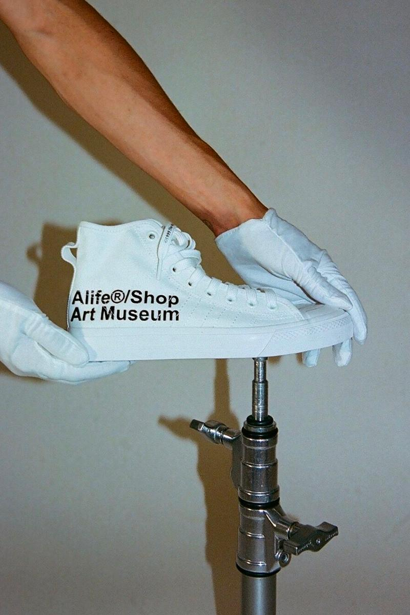 adidas Consortium & Alife Join Forces Again for Another Nizza Hi Makeover