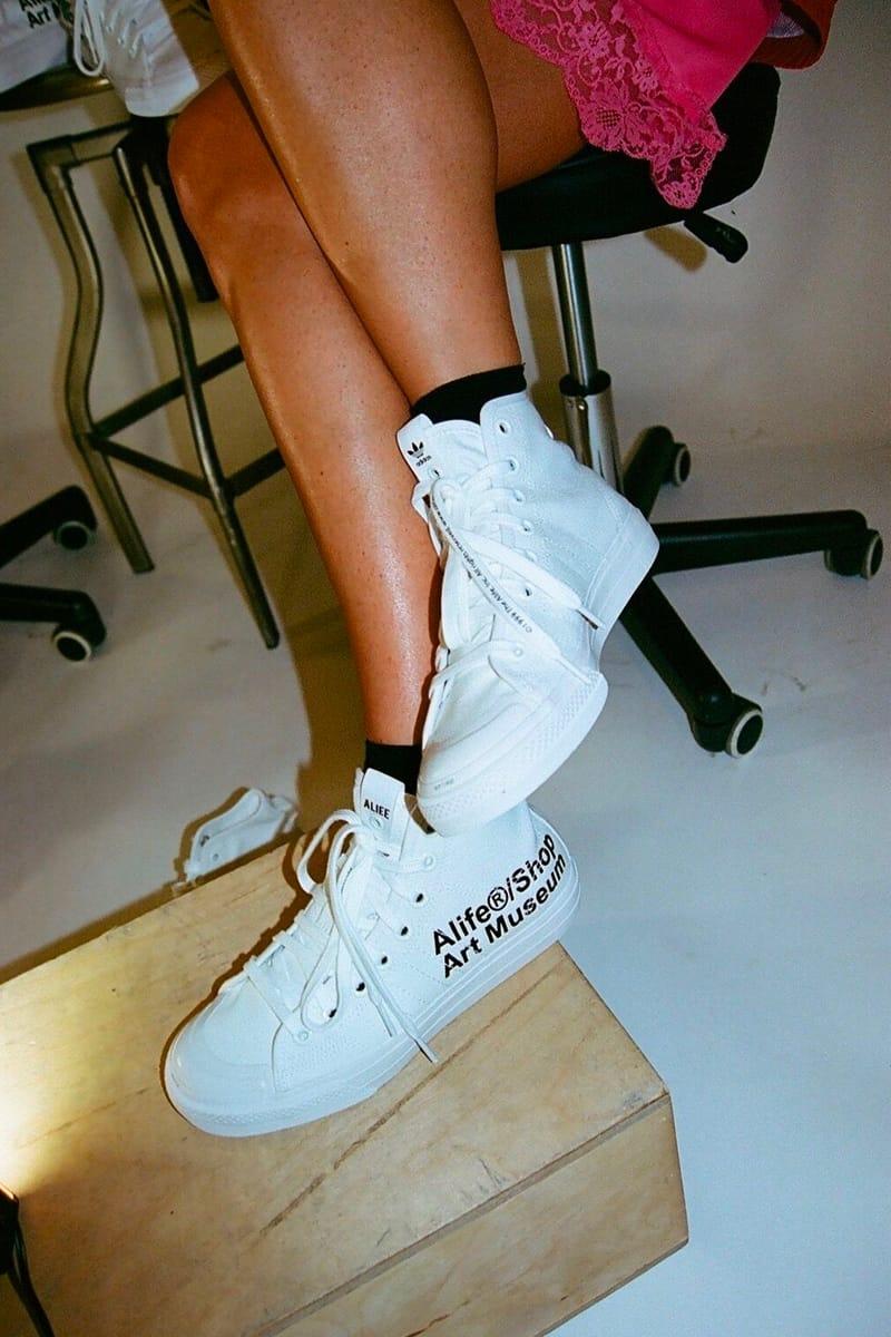 adidas Consortium x Alife Nizza Hi