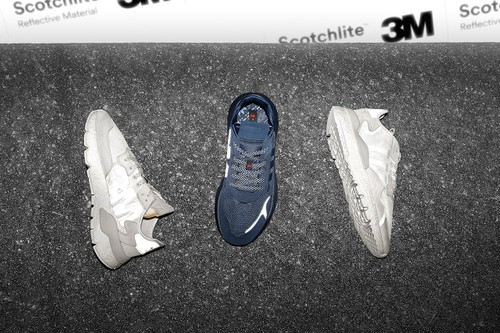 "adidas Originals Goes Hi-Vis Heavy in Nite Jogger ""3M Project"" Pack"