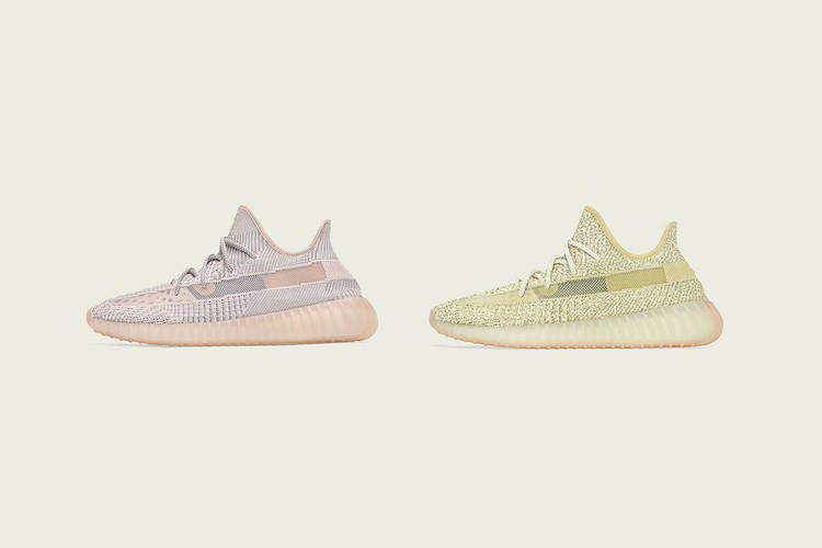 """<h2><span>YEEZY Drops Region-Specific BOOST 350 V2 """"Synth"""" & """"Antila""""</span></h2>"""