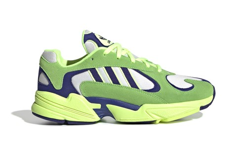 adidas Colors Three Yung-1 Models With Lucid Neon Accents