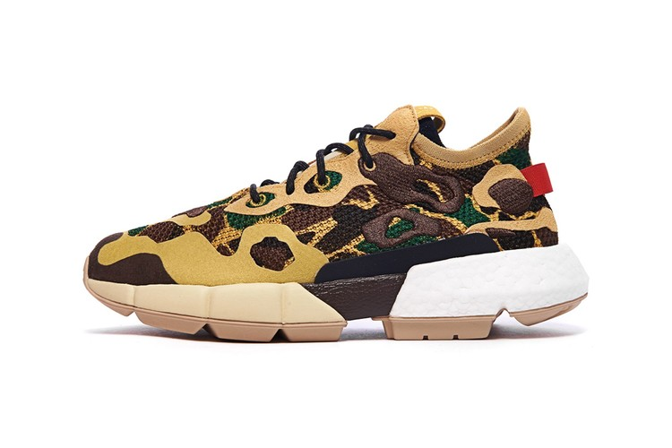 b96d66deb72 adidas POD-S3.2 Surfaces in Camouflage Edition · Footwear