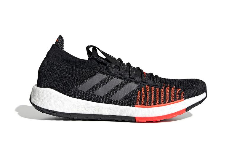 adidas Pulseboost HD Sneaker Release Information Drop Date Updated Technology Running Shoes Footwear New Silhouette Three Stripes Brand Continental Adaptive Traxion Community QR Code Knitted
