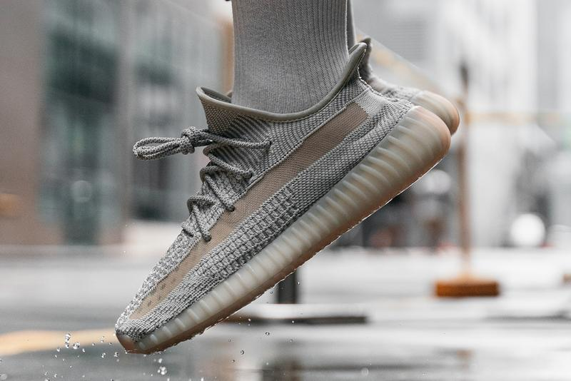 "adidas YEEZY BOOST 350 V2 ""Lundmark"" On-Feet originals colorway reflective rf foot detail closer colorway look non"