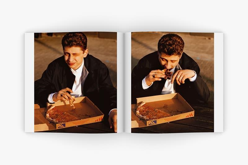Alasdair McLellan 'Blondey 15-21' Art Book Blondey McCoy Jo-Ann Furniss Text IDEA Ofr Dashwood Books Claire de Rouen Donlon Books Antenne Books Release Information First Look Inside