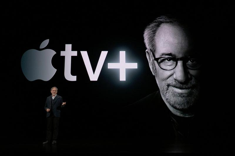 Apple TV Plus Streaming Service Oscar Winning Movie Oprah Winfrey Steven Spielberg Casting Subscribers Netflix Amazon Disney Plus Digital Six Original Small Budget Films Movies