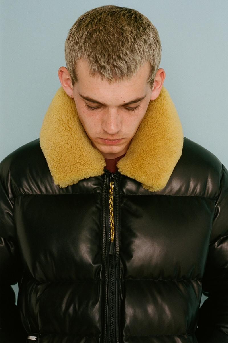 Aries Fall Winter 2019 Collection FW19 AW19 aries arise shearling jacket jumper no problemo t-shirt puffer outdoor wear technical
