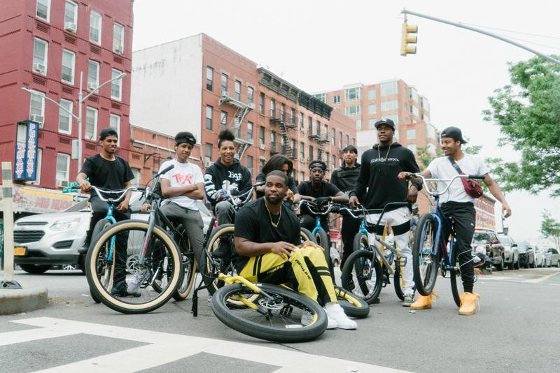 AAP Ferg Redline Bikes RL 275 Bike Merch 2019 june collab collaboration collection bicycle asap clothing apparel
